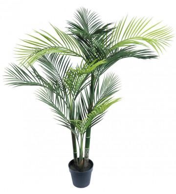 Areca artificiale verde adatta a spazi indoor e outdoor. areca concoral 150cm.