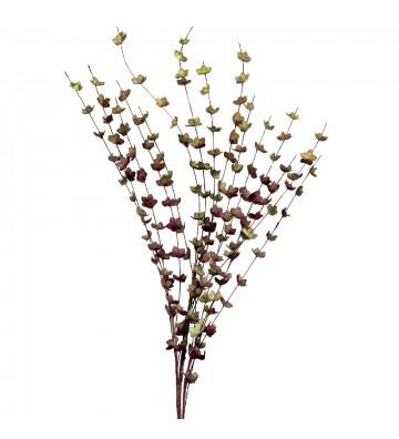 Eucalipto pruno artificiale polietilene espanso H115cm - l-oca-nera-nardini-forniture