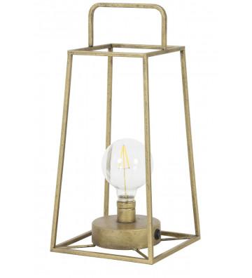 Lanterna Led quadrata in bronzo - Light&Living - Nardini Forniture