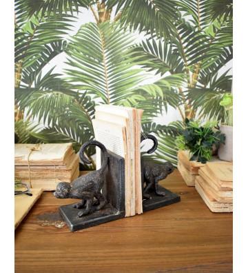 Fermalibri scimmia - Nardini Forniture