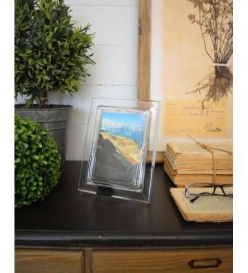 Cornice trasparente Crystal - cornice formato foto 9x14cm - Nardini Forniture