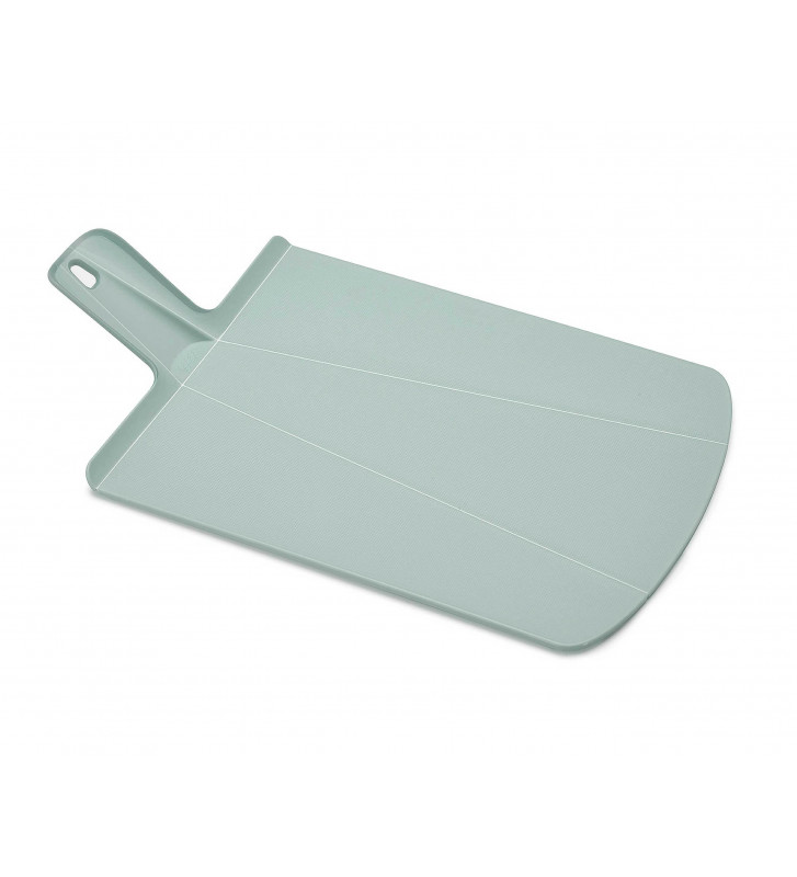 Tagliere pieghevole grigio-azzuro modello Chop2Pot - Joseph & Joseph - Nardini Forniture