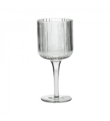 Bicchiere - Calice trasparente da vino rosso ø7,5 x h 17,5 cm - Pomax - Nardini Forniture