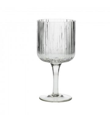 Bicchiere - Calice trasparente da vino bianco ø7,5 x h 16 cm - Pomax - Nardini Forniture