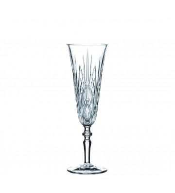 Coppa champagne Palais in vetro - Nachtmann - Nardini Forniture
