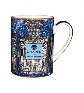 Tazza Endless Chapel Blu mug - Geminiano Cozzi Venezia - Nardini Forniture