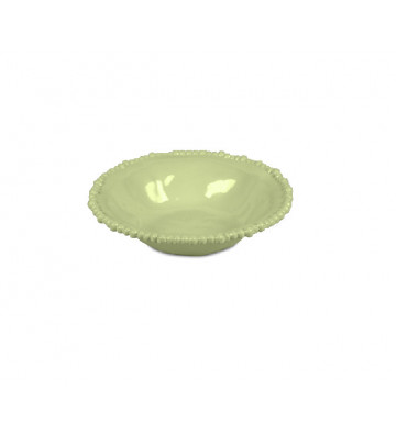 Piatto Fondo Verde Salvia Melamina Joke Table & Kitchen - Baci Milano - Nardini Forniture