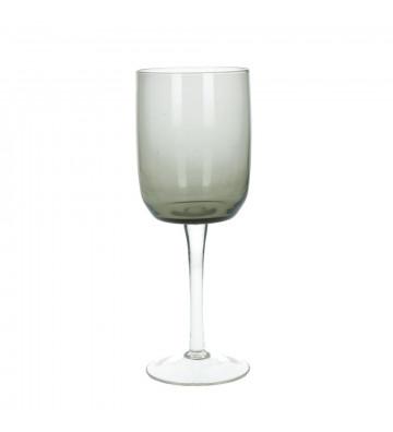 Calice da vino rosso fumè - Mistery Glass - Pomax - Nardini Forniture