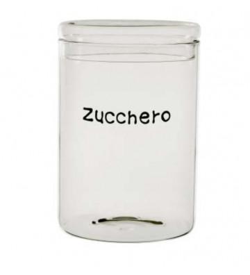 Barattolo Zucchero in vetro Ø11xh15cm - Cote Table - Nardini Forniture