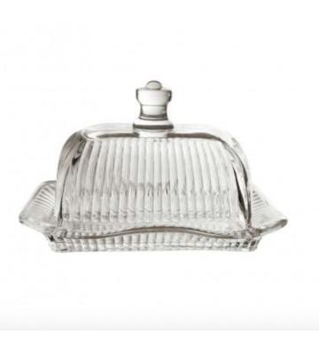 Burriera in vetro 19x13x12cm - Cote table - Nardini Forniture