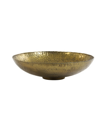Bowl Neva Oro Antico Ø51x12cm