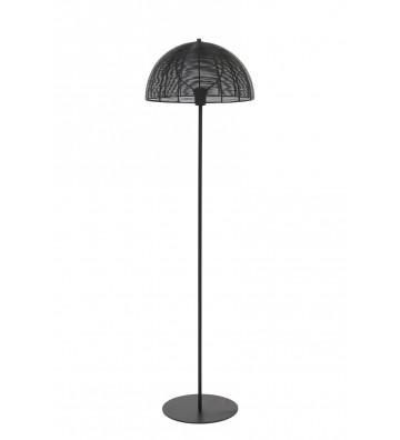 Piantana Klobu nera Ø40x141cm