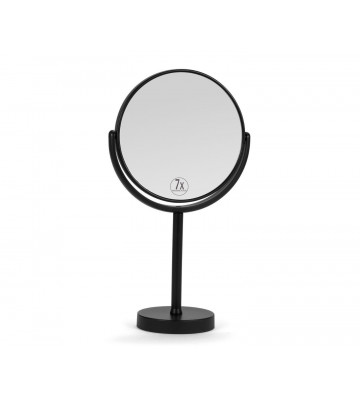 Specchio ingranditore nero...